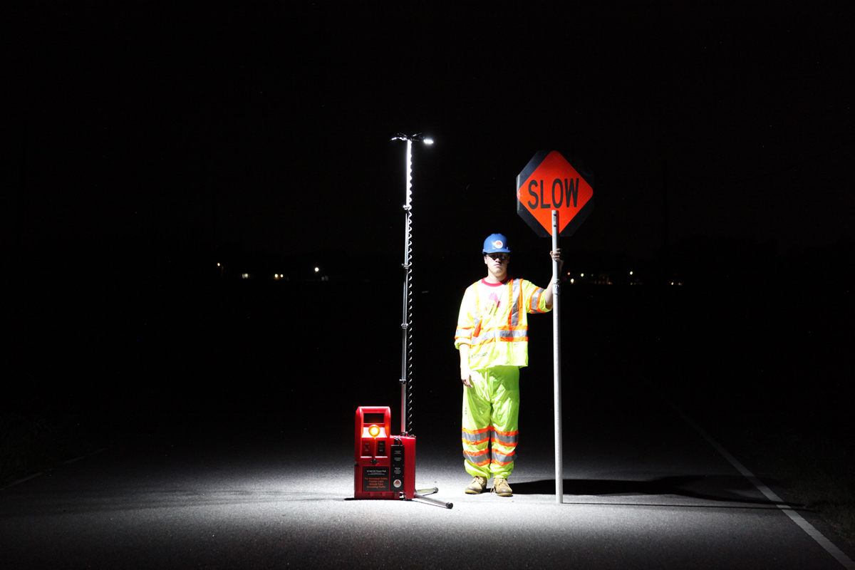 Flagger Light