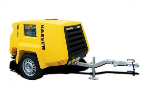 Portable Rotary Screw Compressor