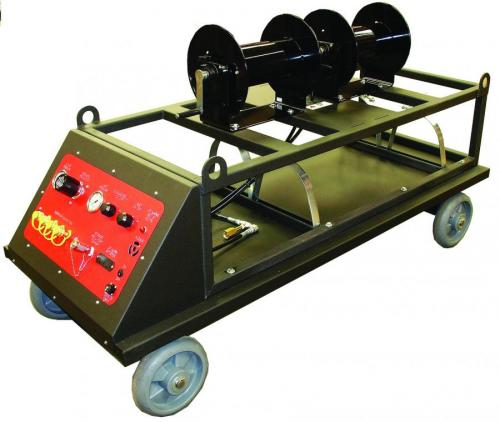 Mobile Plant Air Cylinder Carts