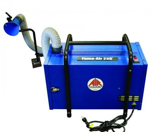 Small Portable Fume Extractors